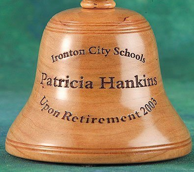 Warthers Upon Retirement Bell