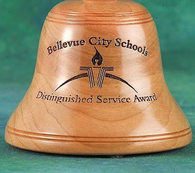 Warthers Thank You Special Award Bell