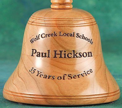 Warthers Years of Service Bell
